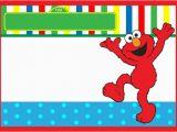 Sesame Street Birthday Invitation Templates Start Your Party with Sesame Street Birthday Invitations