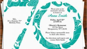 Seventy Birthday Invitations 15 70th Birthday Invitations Design and theme Ideas