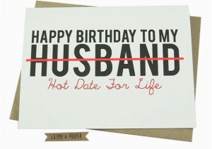 Sexy Birthday Card for Husband Husband Birthday Card Loving Funny for Him Hot Sexy