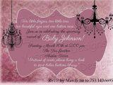 Shabby Chic Birthday Invitation Templates Free Template Shabby Chic Baby Shower Invitations Shabby Chic