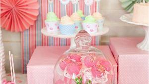 Shabby Chic Birthday Party Decorations Kara 39 S Party Ideas Shabby Chic Princess Girl Pink Vintage