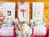 Shabby Chic Birthday Party Decorations Princess Birthday Quot Shabby Chic Baby Princess 1st