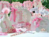 Shabby Chic Birthday Party Decorations Shabby Chic Princess Party Decorations Package