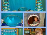 Shark Decorations for Birthday Party 20 Shark Week Projects Sand and Sisal