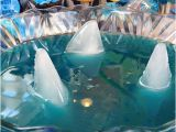 Shark Decorations for Birthday Party Flip Flops Pop Tarts It 39 S All About A Shark Birthday