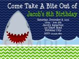 Shark Invites Birthday Party Win A 75 Gift Certificate to the Trendy butterfly