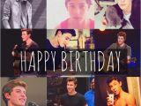 Shawn Mendes Birthday Card Shawn Mendes 39 S Birthday Celebration Happybday to