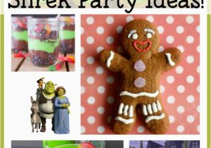 Shrek Birthday Decorations It 39 S the 15th Anniversary Of Shrek Here 39 S A Shrek Party Kit