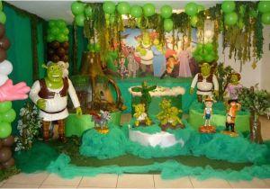 Shrek Birthday Decorations Shrek theme Shrek Party Decoration Tips Kids Party