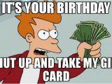 Shut Up and Take My Money Birthday Card Pics for Gt Shut Up and Take My Money Birthday Card