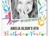 Shutterfly Birthday Invites Shutterfly Birthday Invitations