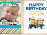 Silly Happy Birthday Cards Funny Birthday Cards to Share A Laugh