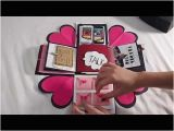 Simple Birthday Gifts for Boyfriend Diy Handmade Gift for Boyfriend Explosion Box