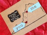Simple Birthday Gifts for Boyfriend I 39 M In A Long Distance Relationship I Made This for My