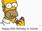 Simpsons Birthday Meme Pixel Panzer De Happy 60th Birthday to Homer Simpson who