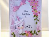 Sing Birthday Cards Singing Bird Birthday Card