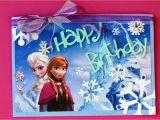 Singing Birthday Cards for Granddaughter Frozen Singing Birthday Card3 Card Design Ideas