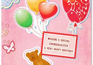 Singing Birthday Cards For Granddaughter Sweet Wishes Wishesquotes