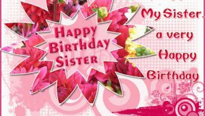 Singing Birthday Cards for Sister Free Singing Birthday Card Animated for Sister Happy