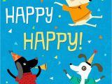 Singing Birthday Cards Hallmark who Let the Dogs Out Musical Birthday Card Greeting