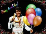 Singing Elvis Birthday Card Elvis Birthday Cards for Facebook Birthday Cards Art