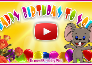 Singing Happy Birthday Cards Images Hd Download