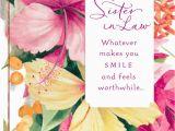 Sister Birthday Cards Hallmark Makes You Smile Marjolein Bastin Birthday Card for Sister