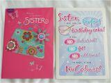 Sister Birthday Cards Hallmark Sister Birthday Card 3d Pop Up Hallmark Joke Novelty Party