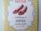Sister Birthday Cards Hallmark Wizard Of Oz Birthday Card for A Sister by Hallmark