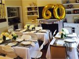 Sixty Birthday Decorations Golden Celebration 60th Birthday Party Ideas for Mom