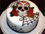 Skull Birthday Decorations Bewitching Halloween Cake Ideas for the Haunted Night