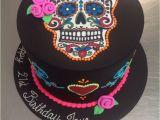 Skull Birthday Decorations Sugar Skull Cakes Cakes Design
