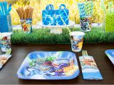 Skylander Birthday Decorations Skylanders Birthday Party Birthday Express