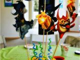 Skylander Birthday Decorations Skylanders Birthday Party Ideas Photo 9 Of 23 Catch My