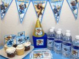 Skylander Birthday Decorations Skylands and Beyond Skylanders Party Pinterest Inspired