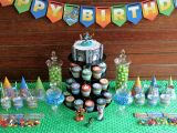 Skylander Birthday Decorations the Ultimate Skylanders Swap force Party