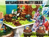 Skylander Birthday Party Decorations Skylanders Birthday Party Planning Ideas Supplies
