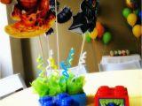 Skylanders Birthday Party Decorations Skylanders Birthday Party Ideas Photo 2 Of 23 Catch My