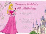 Sleeping Beauty Birthday Party Invitations Sleeping Beauty Birthday Invitations Best Party Ideas