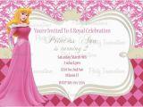 Sleeping Beauty Birthday Party Invitations Sleeping Beauty Party Invitations Cimvitation