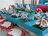 Smurf Decorations for Birthday Party 123 Best Smurfs Party Images On Pinterest Birthdays the