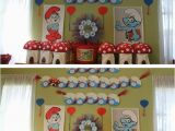 Smurf Decorations for Birthday Party 62 Best Party theme Smurfs Images On Pinterest Smurf