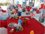Smurf Decorations for Birthday Party Smurfs Party Supplies