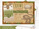 Snake Birthday Invitations Reptile Birthday Invitation Reptile Party Invitation Boys