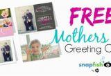 Snapfish Birthday Cards Snapfish Free Mothers Day Greeting Card Family Friendly