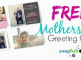 Snapfish Birthday Cards Snapfish Free Mothers Day Greeting Card Family Friendly