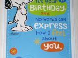 Snoopy Birthday Cards Free Peanuts Birthday Cards Collectpeanuts Com