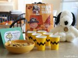 Snoopy Birthday Decorations Fun Food Ideas for A Peanuts Birthday Party