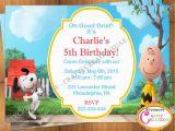Snoopy Birthday Invitations Peanuts Movie Invitation Snoopy Birthday Invitation