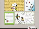 Snoopy Printable Birthday Cards 31 Best Images About Snoopy Ideas On Pinterest thought